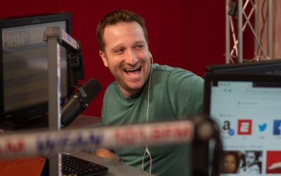 How Evan Roberts Went From Make-Believe Shows at Home to WFAN Afternoon Drive Time Host