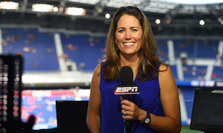 Q&A With ESPN Soccer Analyst And USWNT Legend Julie Foudy